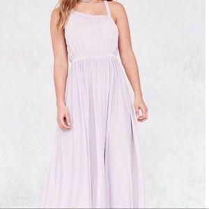 Lavender Maxi Dress (Long)